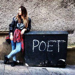 Maria  Ferguson - poet